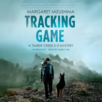 Tracking Game by Margaret Mizushima audiobook