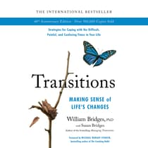 Transitions: 40th Anniversary Edition by William Bridges audiobook