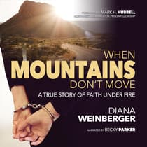 When Mountains Don't Move by Diana Weinberger audiobook