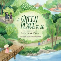 A Green Place to Be by Ashley Benham Yazdani audiobook