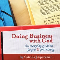Doing Business with God by Catrina Sparkman audiobook