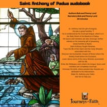Saint Anthony of Padua audiobook by Bob Lord audiobook