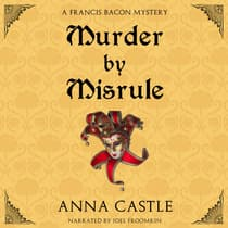 Murder by Misrule by Anna Castle audiobook