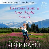 Lessons from a One-Night Stand by Piper Rayne audiobook