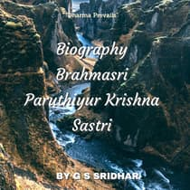 The great krishna shastri by G. S. Sridhar audiobook