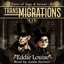 Transmigrations by Eddie Louise audiobook