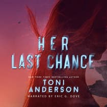 Her Last Chance by Toni Anderson audiobook