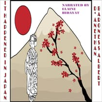 It Happened In Japan by Baroness Albert d'Anethan audiobook