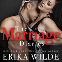 The Marriage Diaries by Erika Wilde audiobook