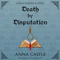 Death by Disputation by Anna Castle audiobook