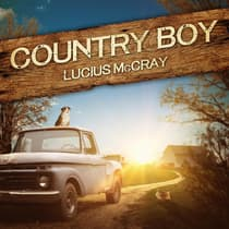 Country Boy by Lucius McCray audiobook