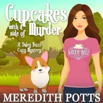 Cupcakes with a Side of Murder by Meredith Potts audiobook