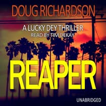 Reaper by Doug Richardson audiobook