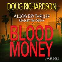 Blood Money by Doug Richardson audiobook