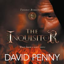 The Inquisitor by David Penny audiobook
