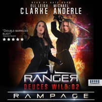 Rampage by Ell Leigh Clarke audiobook