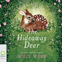 The Hideaway Deer by Holly Webb audiobook