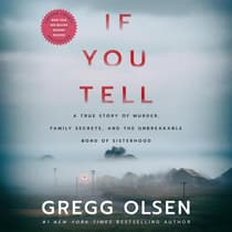 If You Tell by Gregg Olsen audiobook