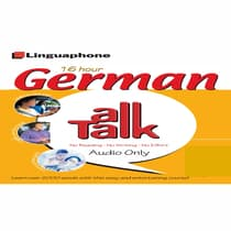 Linguaphone All Talk - German for Beginners by John Foley audiobook