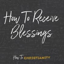 How to Receive Blessings by Rick McDaniel audiobook