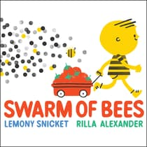 Swarm of Bees by Lemony Snicket audiobook
