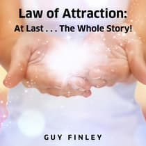 Law of Attraction by Guy Finley audiobook