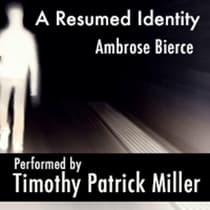 A Resumed Identity by Ambrose Bierce audiobook