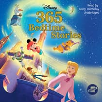 365 Bedtime Stories by Disney Press audiobook