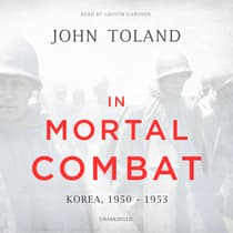 In Mortal Combat by John Toland audiobook