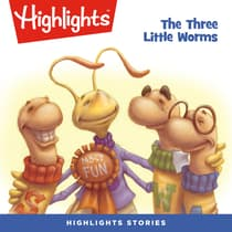 The Three Little Worms by David L. Roper audiobook