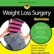 Weight Loss Surgery For Dummies by Marina S. Kurian audiobook