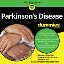 Parkinson's Disease For Dummies by Michele Tagliati audiobook