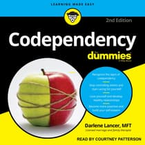 Codependency for Dummies by Darlene Lancer audiobook