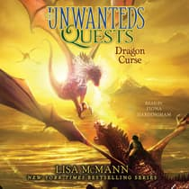 Dragon Curse by Lisa McMann audiobook