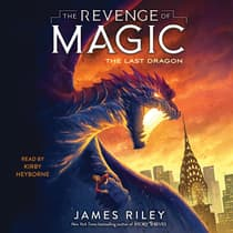 The Last Dragon by James Riley audiobook