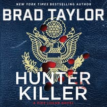 Hunter Killer by Brad Taylor audiobook