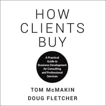 How Clients Buy by Doug Fletcher audiobook