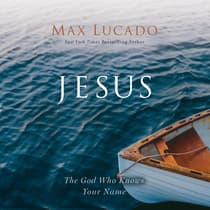 Jesus by Max Lucado audiobook