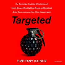 Targeted by Brittany Kaiser audiobook