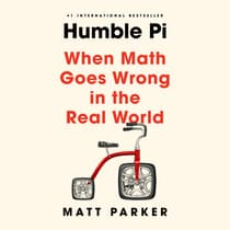 Humble Pi by Matt Parker audiobook