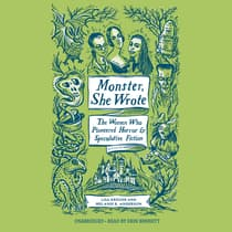 Monster, She Wrote by Lisa Kröger audiobook