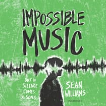 Impossible Music by Sean Williams audiobook