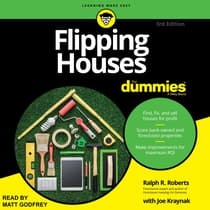 Flipping Houses For Dummies, 3rd Edition by Ralph R. Roberts audiobook