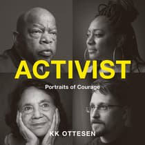 Activist by KK Ottesen audiobook