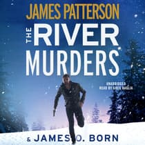 The River Murders by James Patterson audiobook
