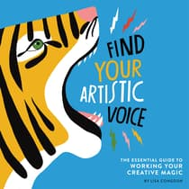 Find Your Artistic Voice by Lisa Congdon audiobook