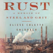 Rust by Eliese Colette Goldbach audiobook