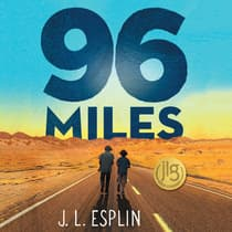96 Miles by J. L. Esplin audiobook