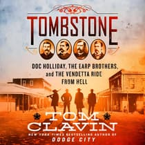 Tombstone by Tom Clavin audiobook