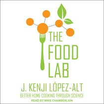 The Food Lab by J. Kenji López-Alt audiobook